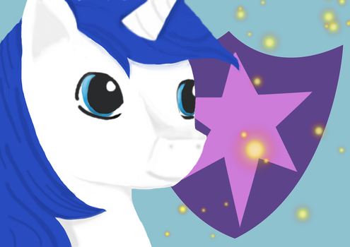 Shining armor by pasca93