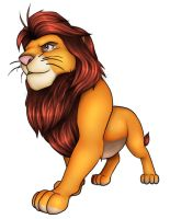 Simba by fanchielover15