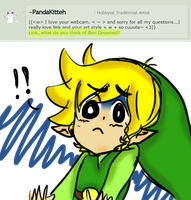 Ask Toon Link 20 by To0nLink