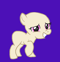 MLP Base Shy Filly by Honey-PawStep