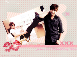 Chace Crawford blend by Sakume16