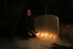 Funeral For Lestat--- Mourning by lyanyne