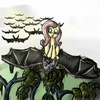 Eat all the apples by Catkotek