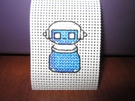 Robot Stitch by syniac
