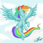 RainbowDash by XxMewMewTheMuffinxX