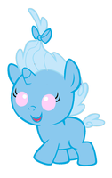 Baby Trixie by MarianHawke
