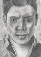 Jensen Ackles- by bexa-rose12