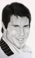 Tom Cruise by leidanogueira