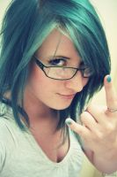 Rock that Turquoise ID by M-Nedwed