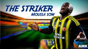 Moussa Sow ! by AMKWorkshop