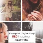 Photopack de Taylor Swift Red parte 3 by NinaSwiftie