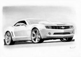 2006 Camaro concept by Boss429