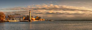 Karlskrona afternoon .02 by Pharaun333