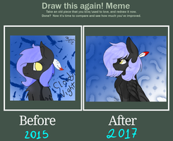 Before and After by PrincessSnowFreeze