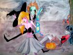 Trick or treat ! by miss-sessou