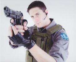 Neo Mag - Chris Redfield by Leadmill