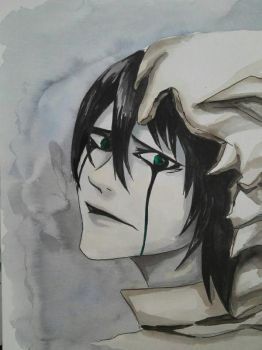 Ulquiorra/Bleach by MilesCain