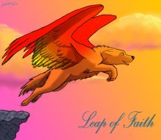 Leap of Faith by Golphee
