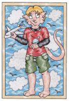 Brayden Coover - Colouring Page by BlushBunnyC3