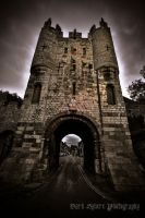 Micklegate Bar, York by jasonthe5150