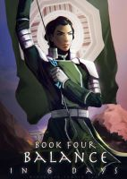 Kuvira - The Legend Of Korra: Balance by MeTaa