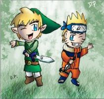 Little Heros by ChibiArt-Club