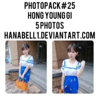 Photopack#25 Hong Young Gi by HanaBell1