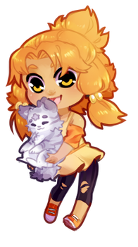 Goldie- comm by chiickadee