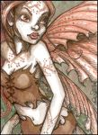 autumn fairy by Fink-Art