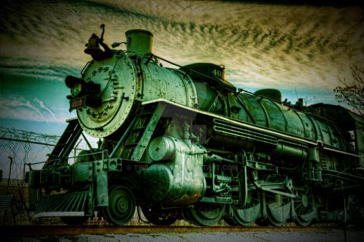 Iron Horse by TwilitLens