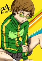 Chie by cavalier-renegade