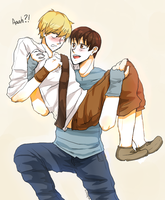 must protect NEWT !! by Reikiwie