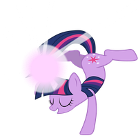 Twilight Showing Off Her Magic (Season 3 Teaser) by Yanoda
