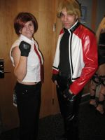 Metrocon Saturday -fighters- by Prota-Girl