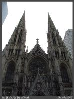 St. Patrick's Cathedral by Aideon