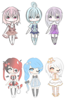 Collab Adopts {closed} by puromisu