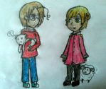 [APH] Canada and New Zealand by Djeidi123