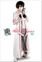 Sword Art Online Knight of Blood  kirito cosplay by miccostumes