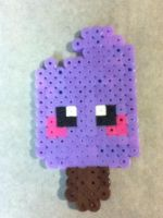 -Perler- Popsicle by OtakuLuka