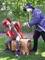 Rincewind and Theoderich 03 by poisonmilow