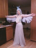 Lady Articuno by ScarabsCorner