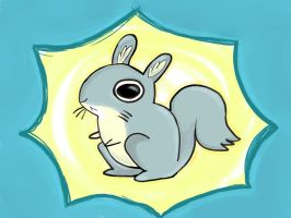 Chinchillas are awesome! by liepardette