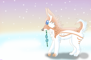 Ill Wait For You, Even After The Ice Melts by Schuffles