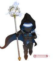 thorassassin chibi by RAYN3R-4rt