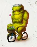 Bike Monster 1 by joelhustak