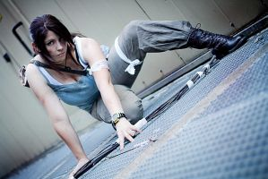 Lara Croft - Tomb Raider by FujimiyaRan