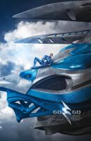 Billy Cranston And The Triceratops Dinozord by MrWonderWorks