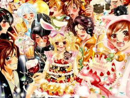 TinierMe- 2nd Year Anniversary by Bloodshed-Tears