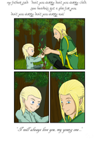 Oropher and Thranduil | A Father's Love by Intertwined-Destiny