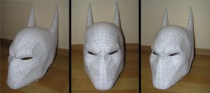PEPAKURA - Batman by distressfasirt